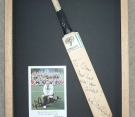 Cricket Bat Framing with Photo