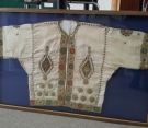Embroidered Jacket Framing